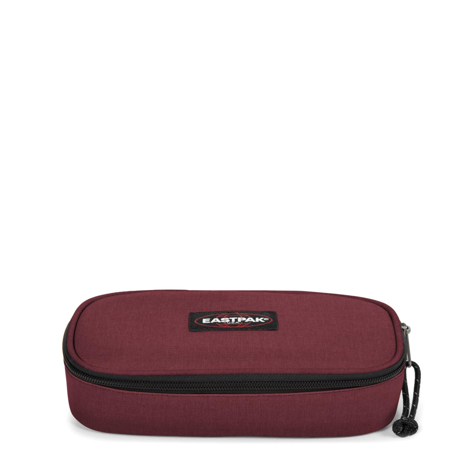Eastpak Etui Oval Single Design Crafty Wine (bordeaux rot)
