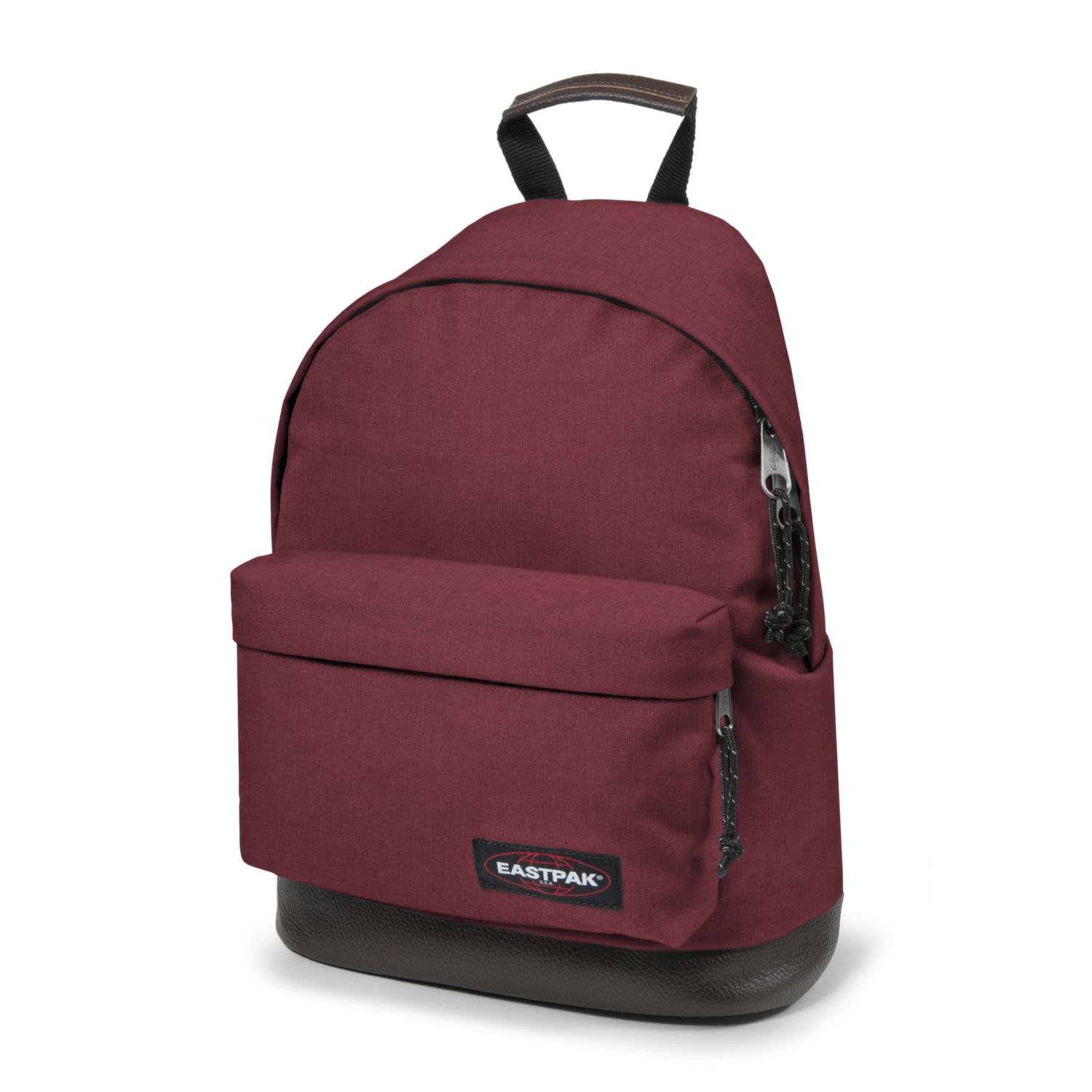 5591bf24f05a9 Eastpak Rucksack Wyoming Design Crafty Wine (bordeaux rot) - 999Koffer