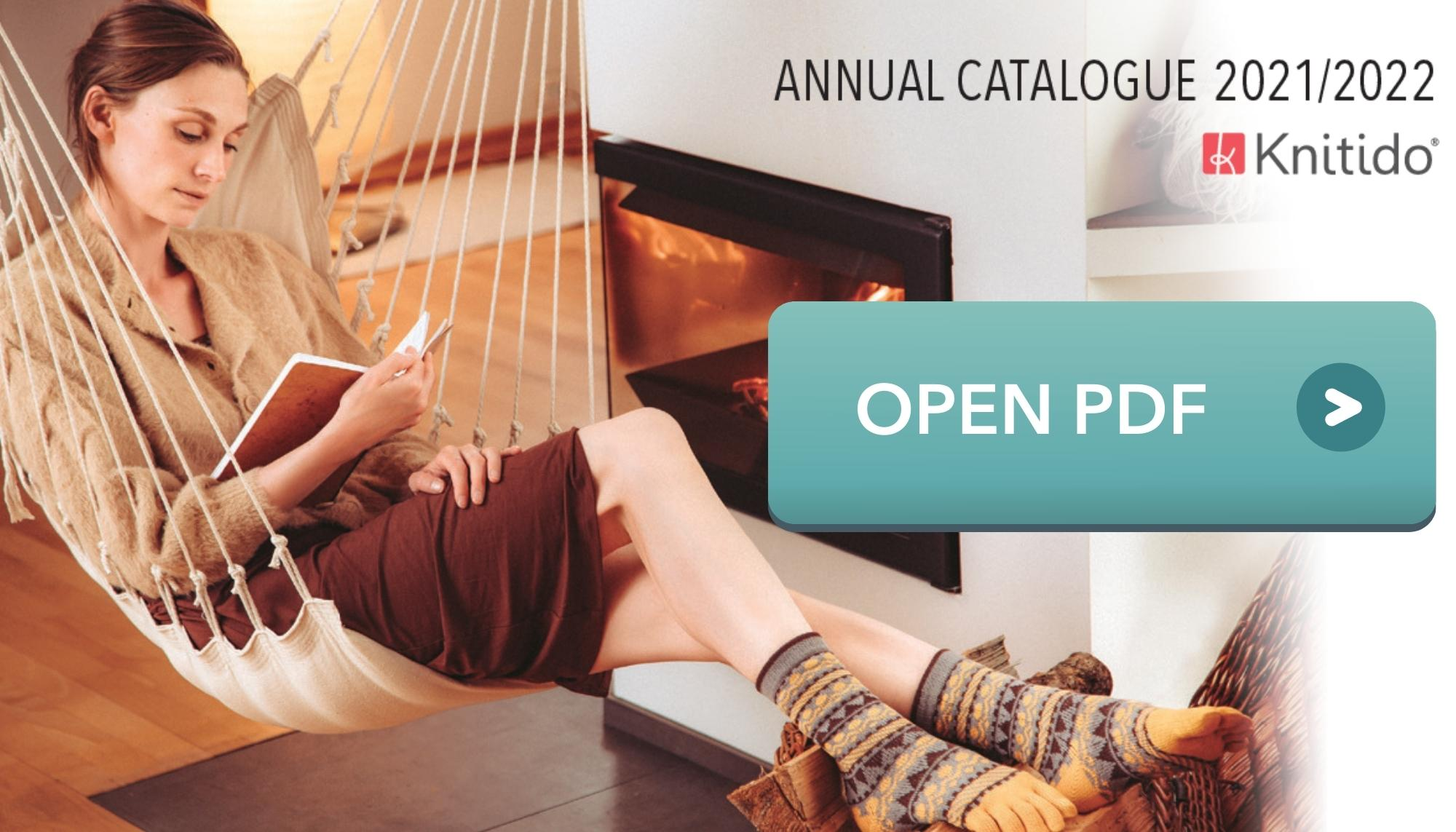Knitido annual catalogue preview