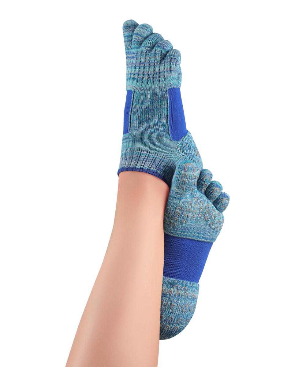 Knitido Plus Zehensocken für Pilates und Yoga / Embedded Support Umi
