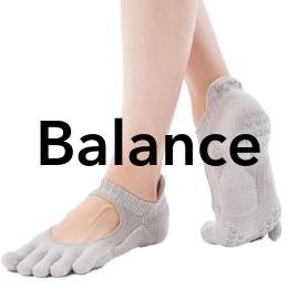 Knitido Plus Balance Zehensocken