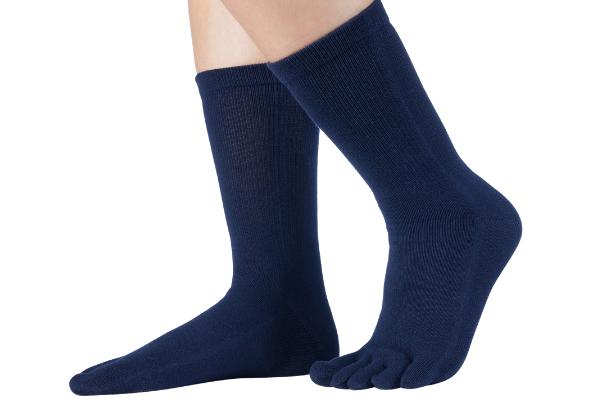 Essentials cotton toe socks