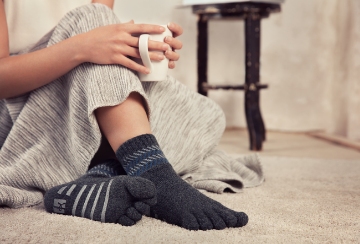 against cold feet