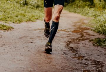 Knitido running mates nahtlose Zehensocken Sneaker zum Laufen, Joggen, Sport