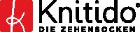 Knitido® Zehensocken