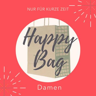 Happy Bag | 6 Paar Zehensocken für Damen, Größe 43-46