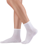 Knitido Dr. Foot Silver Protect antimikrobielle Kurzsocken 001