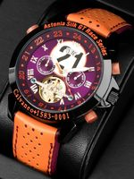 "Calvaneo 1583 Astonia ""Silk Race""- Limited Racewatch - Automatikuhr"