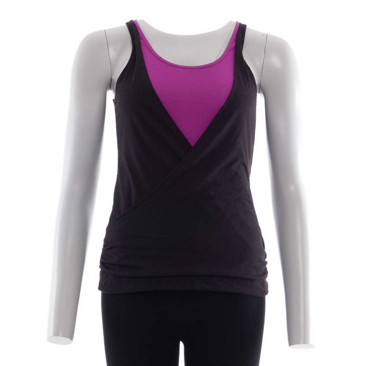 The North Face Sport Top Gr. S in Schwarz Pink (AHB)