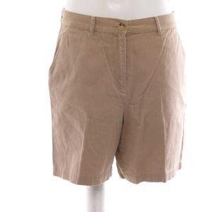 Ralph Lauren Bermuda Shorts Hose Gr. 8 // 38 in Beige Braun (AHB) 001