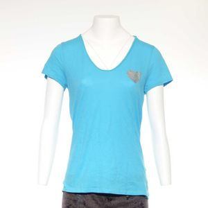 Witty Knitters Shirt Gr. L in Blau (AHB) 001