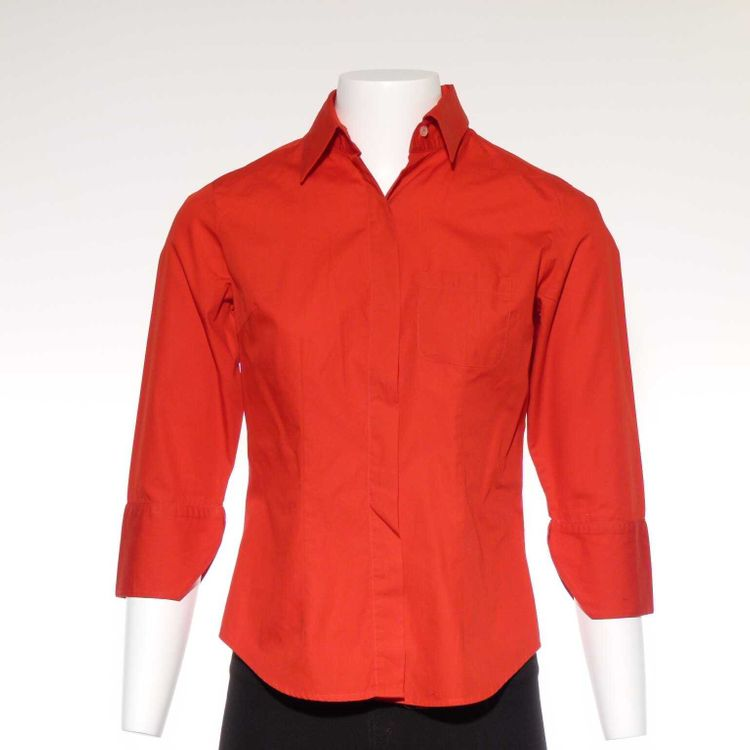 United Colors of Benetton Bluse Gr. XS in Rot (AHB)