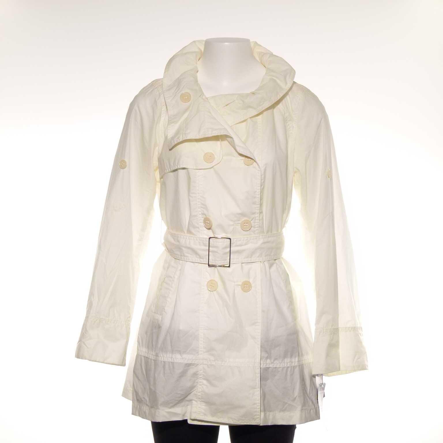 38 Mantel Women Roxy Cinque Creme Weiß Mäntel Jacke In Gr hh 61IpxwqO