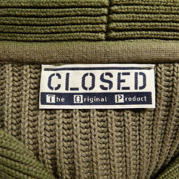 Closed Strickjacke Gr. M in Grün (AHB) – Bild 3