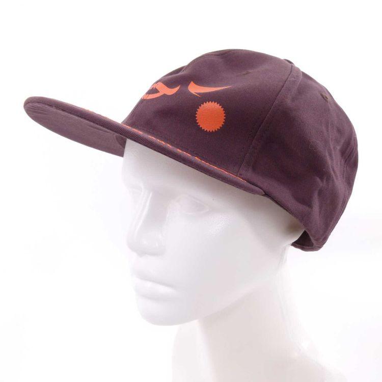 Nike Cap Mütze Gr. M / L Braun Orange NEU (MUC) – Bild 1