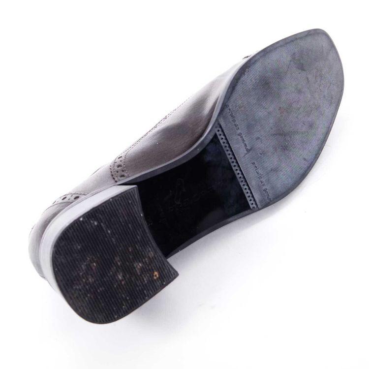 Marc O'Polo Leder Schnürschuhe Schuhe Gr. 36 in Oliv Grau (AHB) – Bild 5