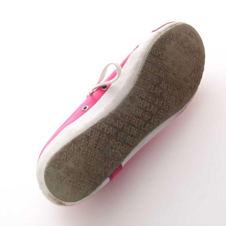 Replay Sneaker Gr. 40 Pink Rosa Weiß (AHB) – Bild 5