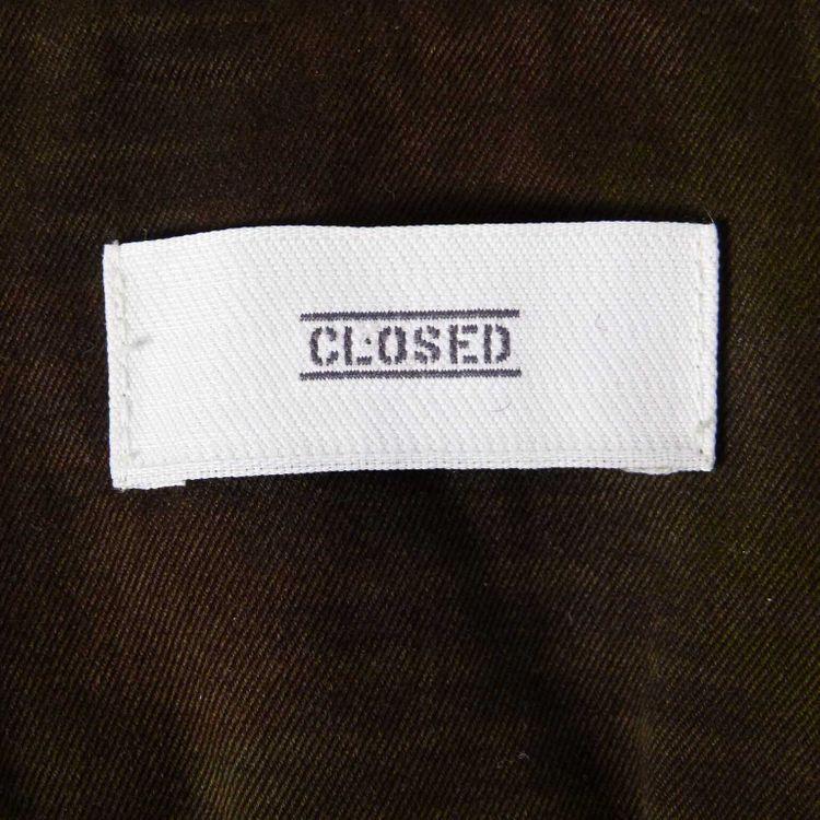 Closed Jacke Gr. M in Grün fein gemustert & Teilgefüttert (AHB) – Bild 3