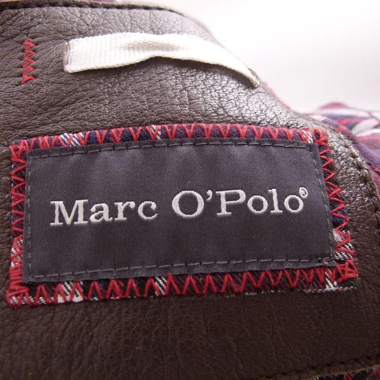 Marc O'Polo Leder Weste Gr. 36 Braun Wie Neu (HH) – Bild 3