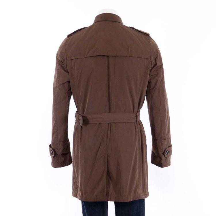 Strellson Trenchcoat Mantel Gr. 50 in Braun (AHB) – Bild 2