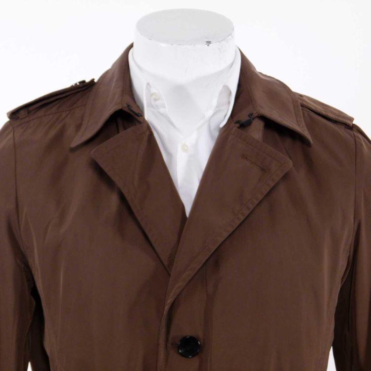 Strellson Trenchcoat Mantel Gr. 50 in Braun (AHB) – Bild 3