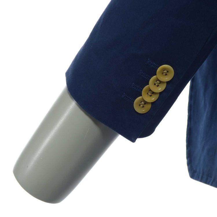 Filippa K. Sakko Gr. 48 in Blau Zweiknopf (HH) – Bild 3