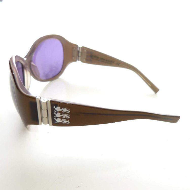 George Gina & Lucy Sonnenbrille Brille in Braun Grau (AHB) – Bild 3