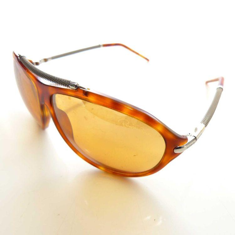 Roberto Cavalli 401S 116 6311 Sonnenbrille in Braun Metall (AHB) – Bild 1