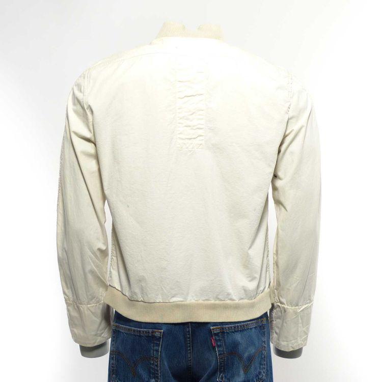 Add Harrington Jacke Gr. 50 in Cremeweiß Creme Ivory NEU (MUC) – Bild 2