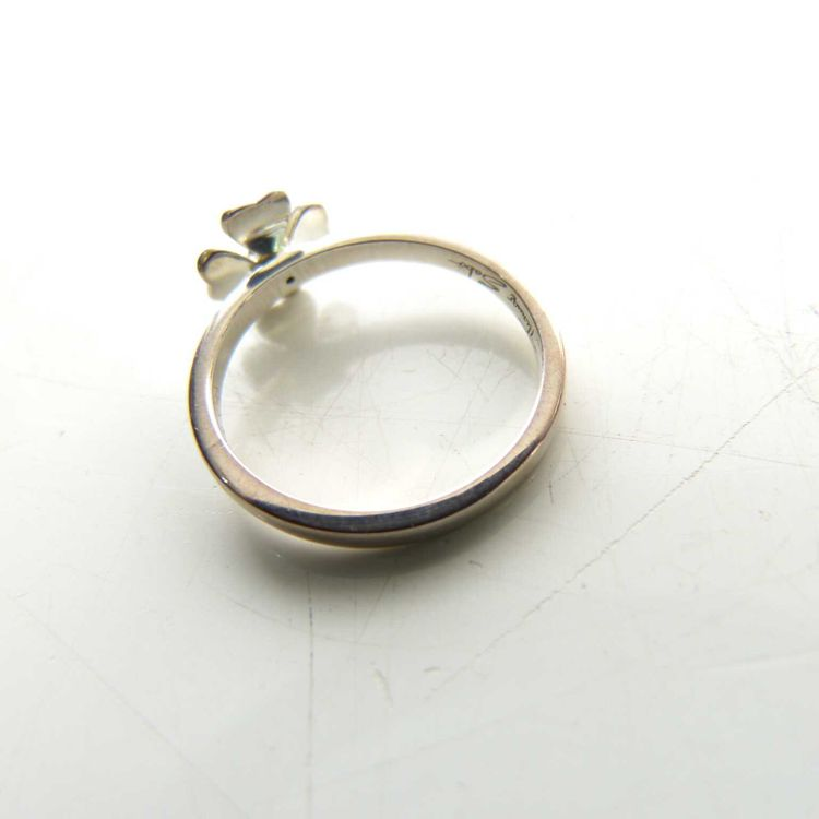 Thomas Sabo SD-TR0001 Blume Ring Gr. 56 in Silber (MUC) – Bild 2