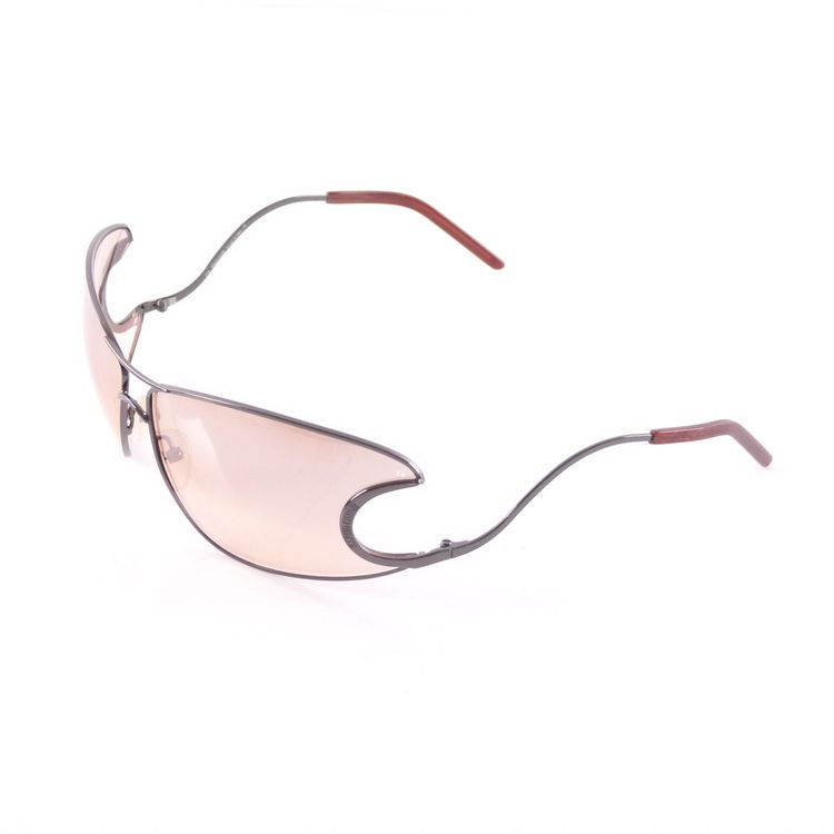 Roberto Cavalli Sonnenbrille Divina 71S Braun Apricot (HH) – Bild 3