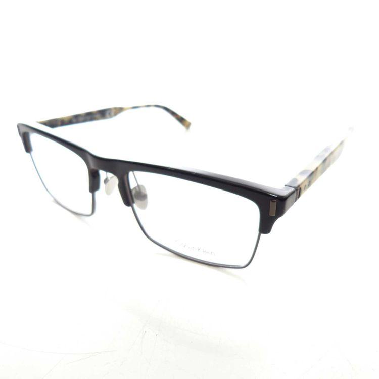 Calvin Klein cK8555 Brillengestell Brille in Schwarz Graubeige NEU (MUC) – Bild 1