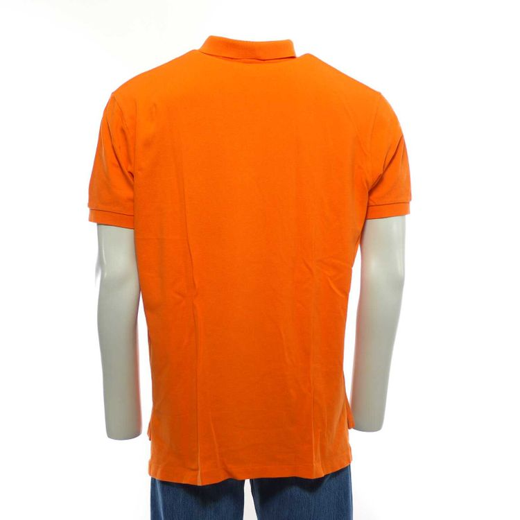 Polo Ralph Lauren Poloshirt Shirt Gr. L in Orange (AHB) – Bild 2