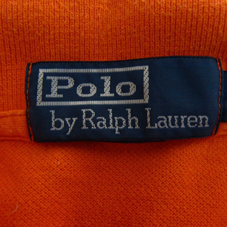 Polo Ralph Lauren Poloshirt Shirt Gr. L in Orange (AHB) – Bild 3