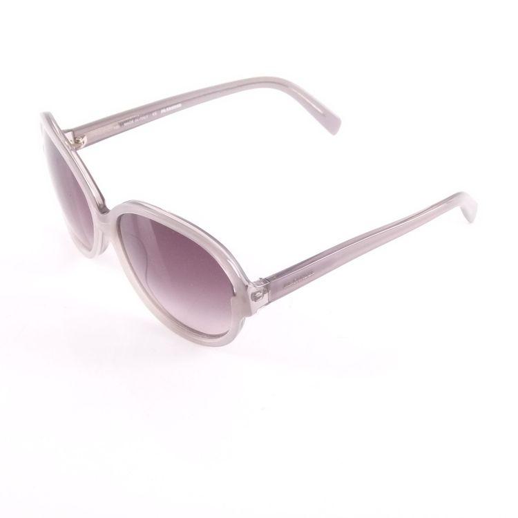 Jil Sander Sonnenbrille JS 623S Grau (HH) – Bild 3