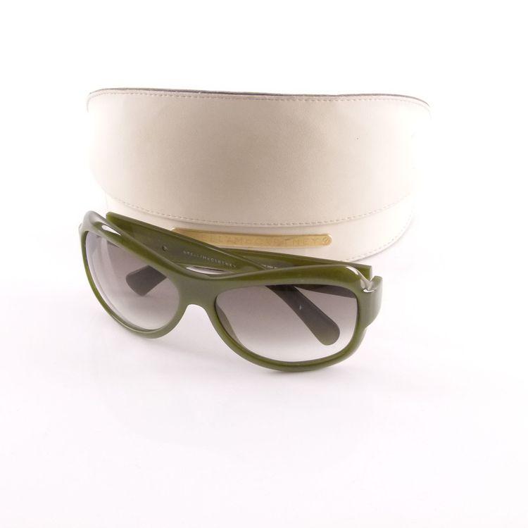 Stella McCartney Sonnenbrille STM 43/S Grün Gold (HH) – Bild 1