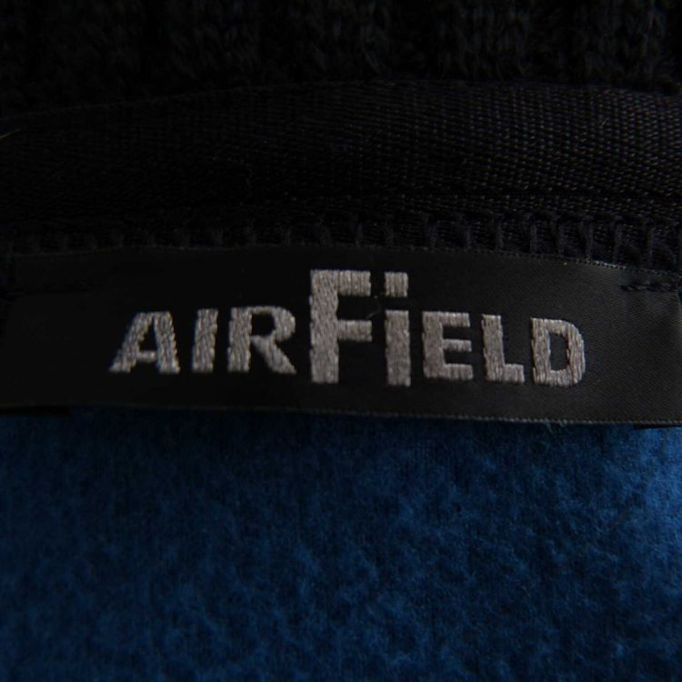 AirField FW-23 Longweste Weste Gr. 34 in Azur Blau (AHB) – Bild 3