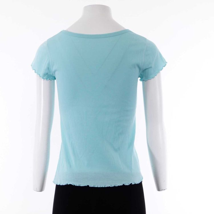 Marc Cain Top Shirt Gr. 36 / N2 in Mint Türkis (AHB) – Bild 2