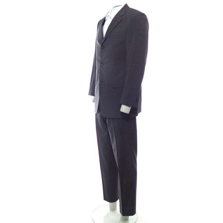 Joop Marvin Baker Anzug Gr. 50 in Anthrazit Grau Wolle Super 120 (AHB) – Bild 3