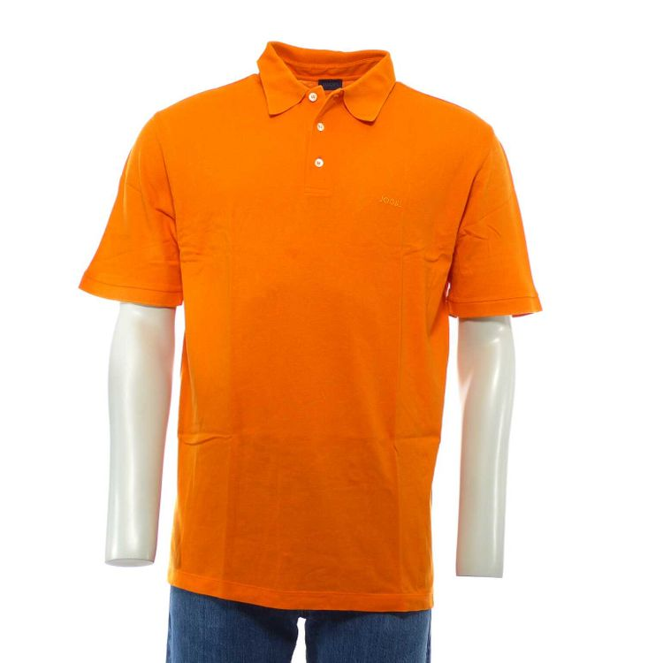 Joop! Kurzarm Polo Shirt Gr. XL in Orange (HH) – Bild 1