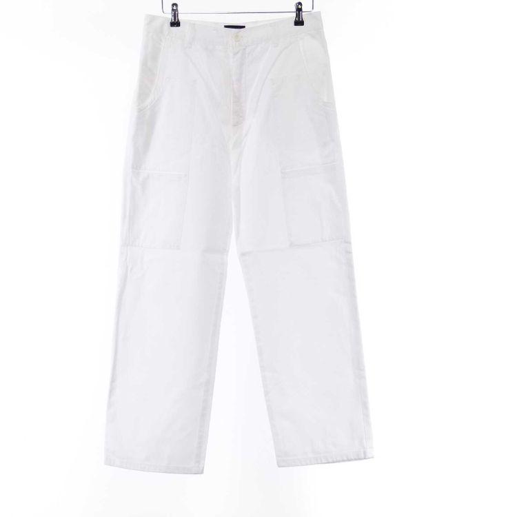 Versace Classic V2 Casual Hose Gr. 46 in Weiß (AHB) – Bild 1