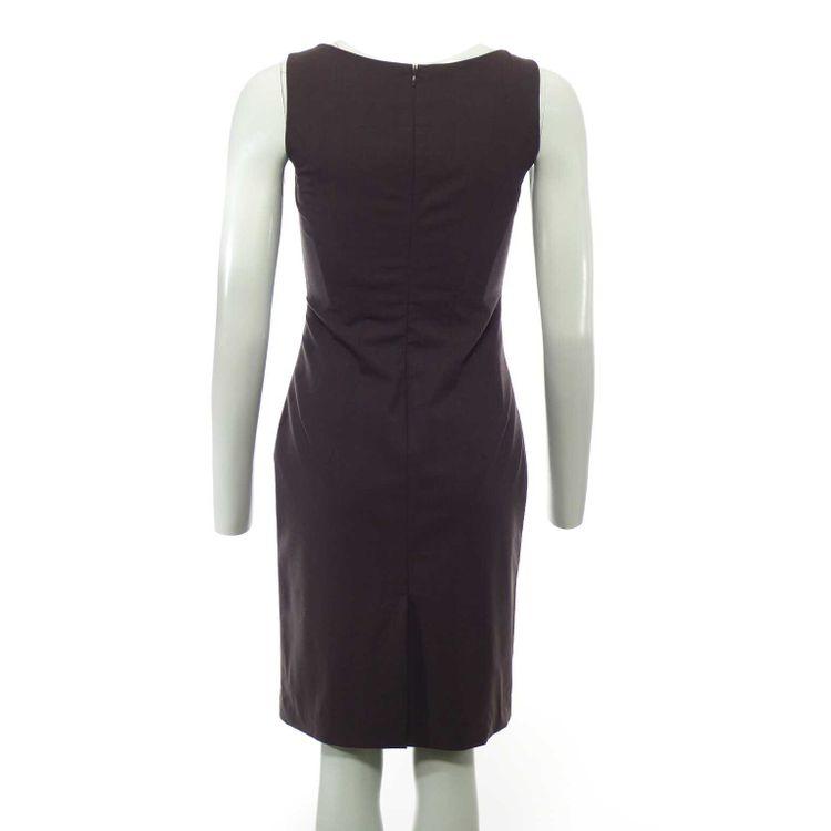 Windsor Ärmelloses Kleid Gr. 36 in Braun (HH) – Bild 2
