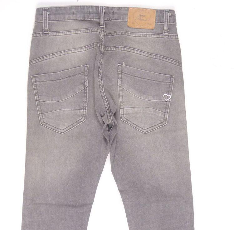 Please Jeans Hose Gr. XXS in Grau (HH) – Bild 4