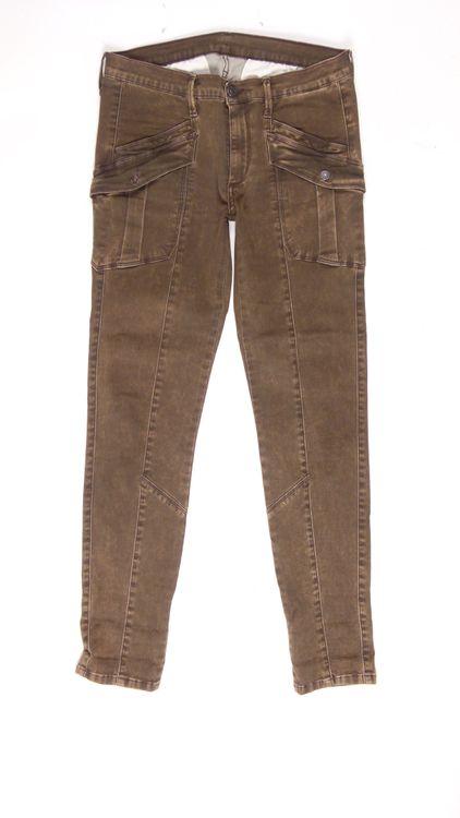 Seven for all Mankind Jeans Hose W 30 in Braun (HH) – Bild 1