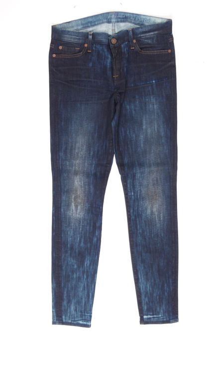 Seven for all Mankind Jeans Hose W 30 in Blau (HH) – Bild 1