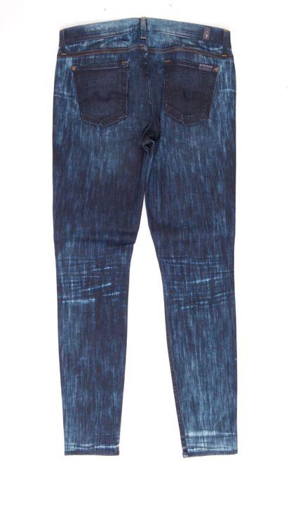 Seven for all Mankind Jeans Hose W 30 in Blau (HH) – Bild 3