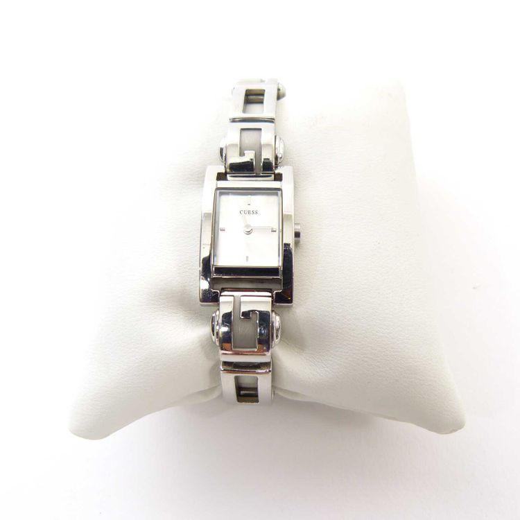 Guess Watches Stainless Steel Armbanduhr Uhr in Silber (AHB) – Bild 1