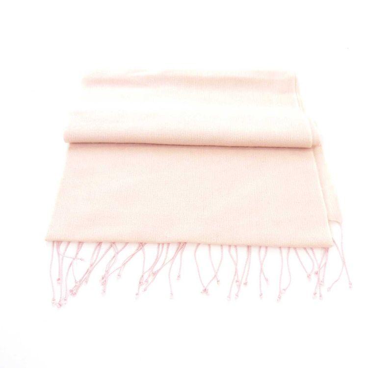 Unger Shawls Knit Schal in Pastell Rosa WIE NEU (HH) – Bild 1