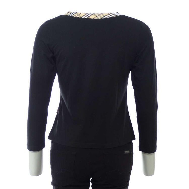 Burberry London Shirt Gr. L in Schwarz (HH) – Bild 2