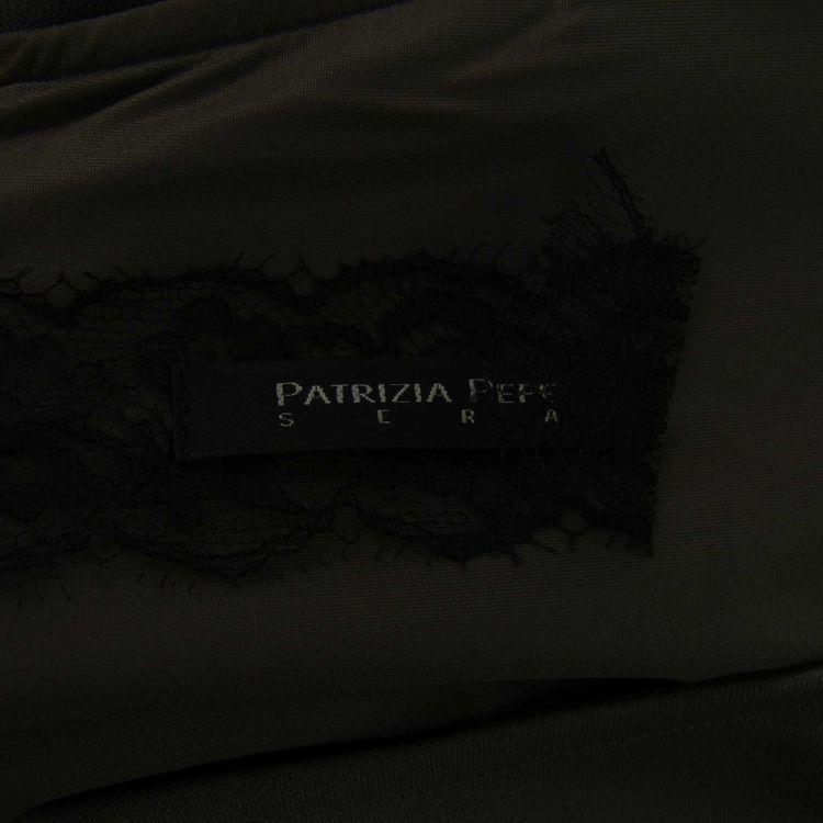 Patrizia Pepe Kurzarm Kleid Gr. 34 // 1 in Grau (HH) – Bild 3